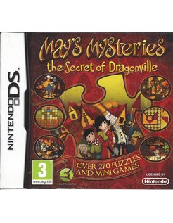 MAY'S MYSTERIES THE SECRET OF DRAGONVILLE for Nintendo DS