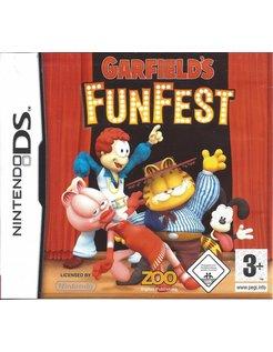GARFIELD'S FUN FEST voor Nintendo DS