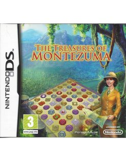 THE TREASURES OF MONTEZUMA for Nintendo DS