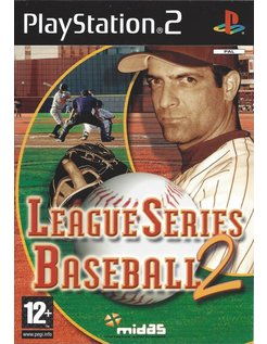 LEAGUE SERIES BASEBALL 2 für Playstation 2 PS2