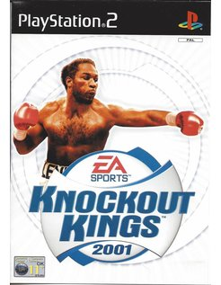 KNOCKOUT KINGS 2001 for Playstation 2 PS2