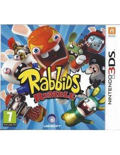RABBIDS RUMBLE for Nintendo 3DS