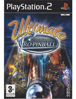 ULTIMATE PRO-PINBALL für Playstation 2 PS2