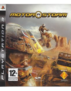MOTORSTORM for Playstation 3 PS3