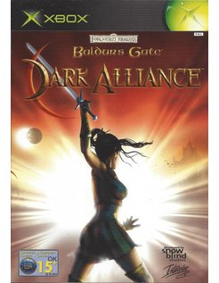 BALDUR'S GATE DARK ALLIANCE voor Xbox