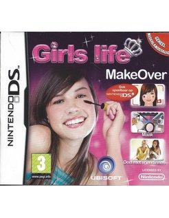 GIRL LIFE MAKEOVER für Nintendo DS
