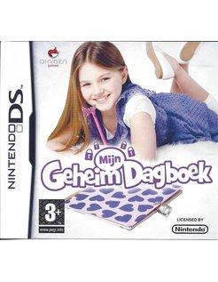 MIJN GEHEIM DAGBOEK for Nintendo DS