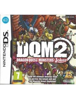 DRAGON QUEST MONSTERS JOKER 2 für Nintendo DS