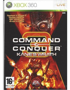 COMMAND & CONQUER 3 KANE'S WRATH voor Xbox 360
