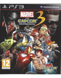 MARVEL VS CAPCOM 3 FATE OF TWO WORLDS für Playstation 3 PS3