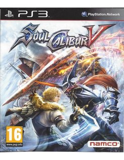 SOUL CALIBUR V - SOULCALIBUR V für Playstation 3 PS3