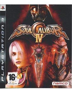 SOUL CALIBUR IV - SOULCALIBUR IV for Playstation 3 PS3