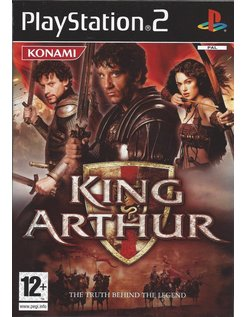 KING ARTHUR THE TRUTH BEHIND THE LEGEND für Playstation 2 PS2