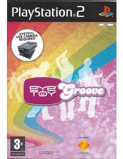 EYETOY GROOVE for Playstation 2 PS2