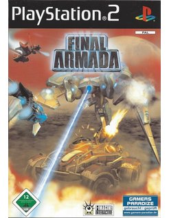 FINAL ARMADA voor Playstation 2 PS2