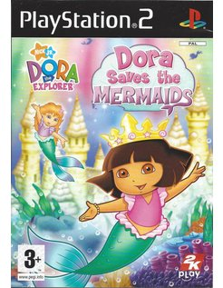 DORA SAVES THE MERMAIDS for Playstation 2 PS2