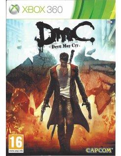 DMC DEVIL MAY CRY für Xbox 360 - Anleitung in Niederländisch