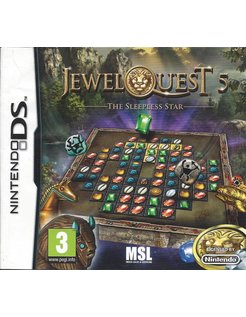 JEWEL QUEST 5 THE SLEEPLESS STAR for Nintendo DS