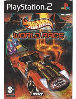 HOT WHEELS WORLD RACE for Playstation 2 PS2