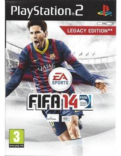 FIFA 14 für Playstation 2 PS2