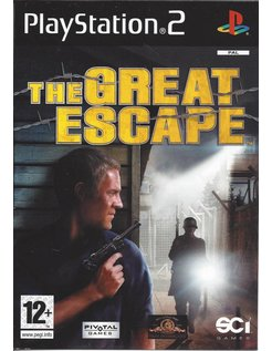 THE GREAT ESCAPE for Playstation 2 PS2