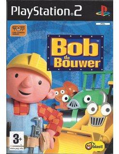 BOB DE BOUWER für Playstation 2 PS2