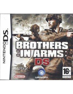BROTHERS IN ARMS DS voor Nintendo DS
