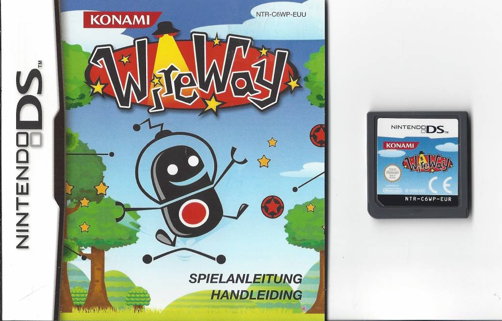 Wire Way for Nintendo DS NDS - Passion for Games Webshop - Passion ...