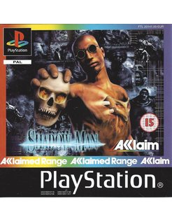 SHADOW MAN for Playstation 1 PS1