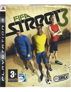 FIFA STREET 3 für Playstation 3 PS3