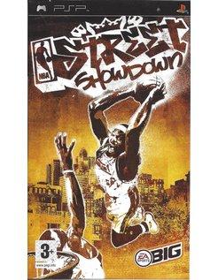 NBA STREET SHOWDOWN for PSP