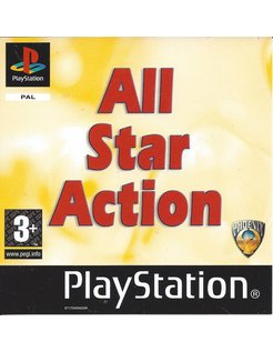 ALL STAR ACTION for Playstation 1 nPS1