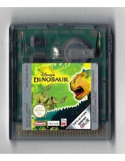 DISNEY'S DINOSAUR voor Nintendo Game Boy Color GBC