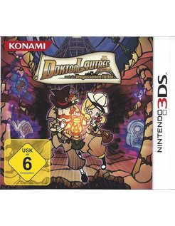 DOCTOR LAUTREC AND THE FORGOTTEN KNIGHTS for Nintendo 3DS