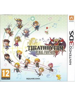 THEATRHYTHM FINAL FANTASY for Nintendo 3DS