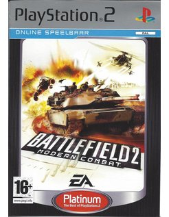 BATTLEFIELD 2 MODERN COMBAT for Playstation 2 PS2 - Platinum