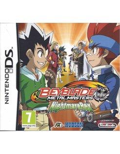 BEYBLADE METAL MASTER NIGHTMARE REX für Nintendo DS