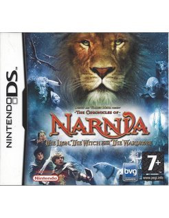THE CHRONICLES OF NARNIA - THE LION, THE WITCH AND THE WARDROBE voor Nintendo DS