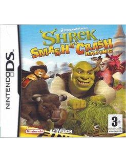 SHREK SMASH 'N CRASH RACING for Nintendo DS