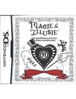 MAGIE EN ILLUSIE for Nintendo DS