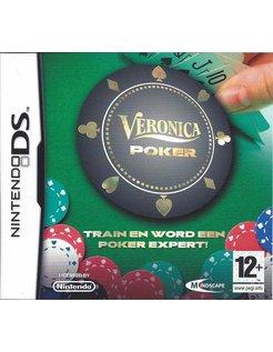VERONICA POKER voor Nintendo DS