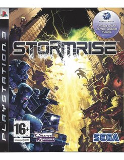 STORMRISE for Playstation 3 PS3