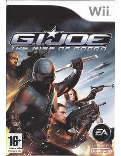 G.I. JOE THE RISE OF COBRA für Nintendo Wii