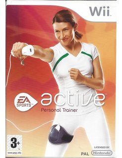 ACTIVE PERSONAL TRAINER for Nintendo Wii