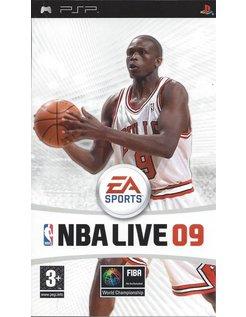 NBA LIVE 09 for PSP