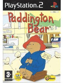 PADDINGTON BEAR for Playstation 2 PS2