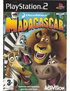 MADAGASCAR für Playstation 2 PS2