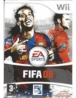 FIFA 08 for Nintendo Wii