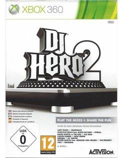 DJ HERO 2 für Xbox 360