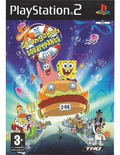 SPONGEBOB SQUAREPANTS DE FILM for Playstation 2 PS2